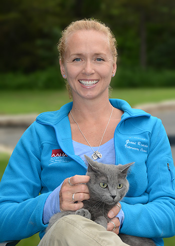 Dr. Heathery Krueger, D.V.M. - Grand Rapids Veterinary Clinic