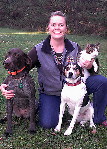 Dr. Leah Gustafson-Towers, D.V.M. - Grand Rapids Veterinary Clinic